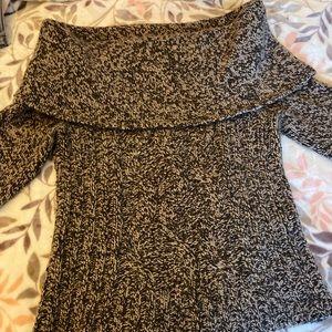Adorable 3/4 Sleeve Express Merino Wool Sweater